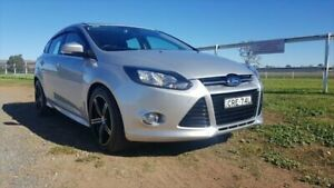 2013 Ford Focus LW MK2 Sport Silver 6 Speed Automatic Hatchback Muswellbrook Muswellbrook Area Preview