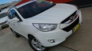 2011 Hyundai ix35 LM MY11 Elite (AWD) White 6 Speed Automatic Wagon Belconnen Belconnen Area Preview