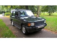 LAND ROVER DISCOVERY 300 Tdi S Auto (green) 1999