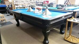 BLACK BEAUTY 2 POOL TABLE SPECIAL **ALL INCLUDED $2500