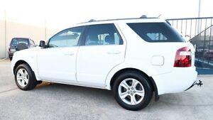 2010 Ford Territory SY Mkii TX (RWD) White 4 Speed Auto Seq Sportshift Wagon Woodridge Logan Area Preview