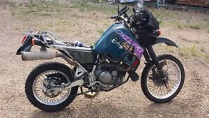 1997 KLR650 - 685 Kit  w/lots of extras*** Strathcona County Edmonton Area image 3