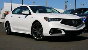 Acura TLX A-spec 2019