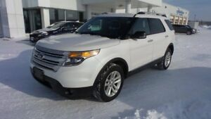 2013 Ford Explorer XLT, Sold New & Serviced By Expressway
