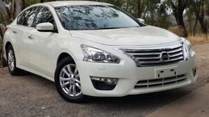 2015 Nissan Altima L33 ST X-tronic White 1 Speed Constant Variable Sedan St Marys Mitcham Area Preview
