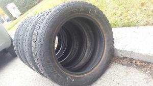 Pneus d'hiver/Winter tires 185/60/R15 West Island Greater Montréal image 2