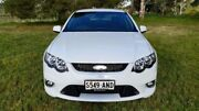2011 Ford Falcon FG XR6 Limited Edition White 6 Speed Sports Automatic Sedan Tanunda Barossa Area Preview