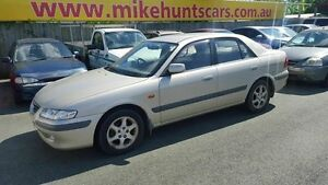 2001 Mazda 626 Classic Silver 5 Speed Manual Sedan Coopers Plains Brisbane South West Preview