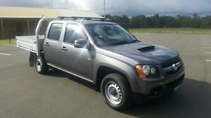2008 Holden Colorado RC LX (4x2) Grey 5 Speed Manual Cab Chassis Revesby Bankstown Area Preview