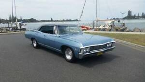 1967 Chevrolet Impala Convertible Forster Great Lakes Area Preview