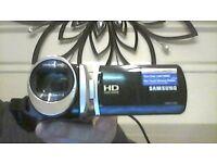 SAMSUNG HD COMCORDER
