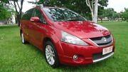 2007 Mitsubishi Grandis BA MY07 VR-X Red 4 Speed Sports Automatic Wagon Winnellie Darwin City Preview