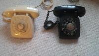 Classic Dial Phones