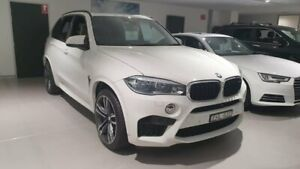 2015 BMW X5 M White Sports Automatic Wagon Sylvania Sutherland Area Preview