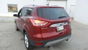2016 Ford Escape Titanium, Pano Roof, Lthr, Nav Kitchener / Waterloo Kitchener Area image 3