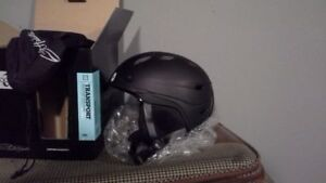 Brand new Smith Transport helmet