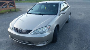 For sale Toyota Camry LE 2005 for 3,750 ONLY!!