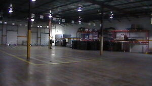 Warehouse/Storage Space Available