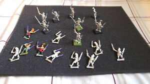 Warhammer 18 wood elf wardancers