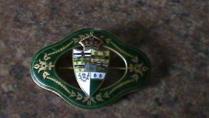 Old Coat of Arms Brooch Kitchener / Waterloo Kitchener Area image 2