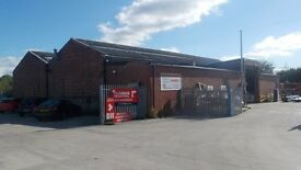 COMMERCIAL WAREHOUSE STORAGE LIGHT INDUSTRIAL UNIT TO LET RENT
