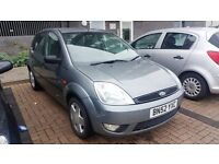 FORD FIESTA 1.4 16V MANUAL VERY GOOD CONDITION 1 YEAR MOT DRIVE PERFCET