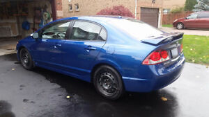 2009 Acura CSX TYPE-S Sedan