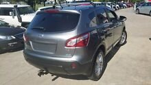 2013 Nissan Dualis J10W Series 4 MY13 TS Hatch 2WD Grey 6 Speed Manual Hatchback Buderim Maroochydore Area Preview