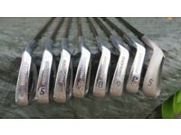 Mens Right handed Precision II Golf Irons in Very Good condition