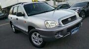 2002 Hyundai Santa Fe SM GL Silver 5 Speed Manual Wagon Greenslopes Brisbane South West Preview