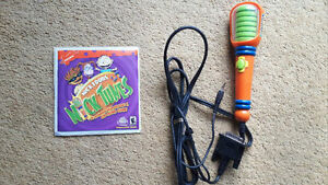 Vintage Nicktoons Nick Tunes CD-ROM Game and Microphone, for PC