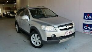 2007 Holden Captiva CG MY08 LX AWD Silver 5 Speed Sports Automatic Wagon Virginia Brisbane North East Preview