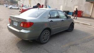 2004 Toyota Corolla CE in V.Good Condition