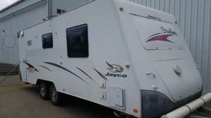 2008 Jayco Sterling 22.6 Gepps Cross Port Adelaide Area Preview