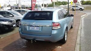2009 Holden Commodore VE MY09.5 Omega Blue 4 Speed Automatic Sedan Victoria Park Victoria Park Area Preview