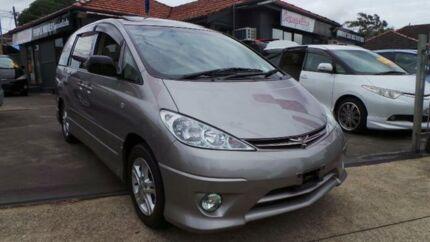 2004 Toyota Tarago Grey Automatic Wagon Greenacre Bankstown Area Preview