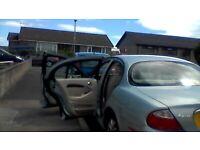 Jaguar, S-TYPE, Saloon, 2003, Other, 2497 (cc), 4 doors
