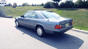 1990 Mercedes-Benz E-Class Coupe (2 door)