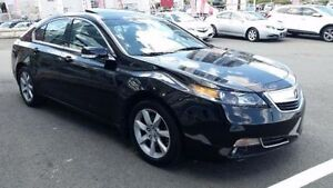 2012 Acura TL Tech, 7/130,000km Warranty, Low Mileage