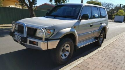1998 Toyota Landcruiser Prado VZJ95R GXL (4x4) 5 Speed Manual 4x4 Wagon Medindie Walkerville Area Preview