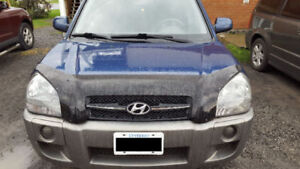 2007 Hyundai Tucson with only 121000km!!!!!