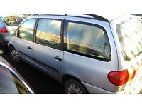 Seat Alhambra 2.0 (silver) 1998