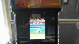 Games machine (arcade machine)
