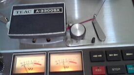 TEAC A33ooSX REEL TO REEL