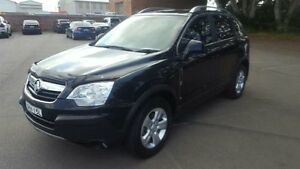 2010 Holden Captiva CG MY10 5 (FWD) Black 5 Speed Manual Wagon Georgetown Newcastle Area Preview