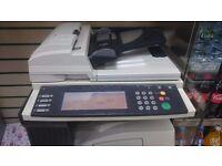 Kyocera km - 3530 black and white photocopier. A4, A3, Duplex, Network.