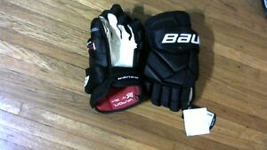 "Bauer Vapor 1X Pro Senior Hockey Gloves.size 15"".Black.[new]"