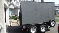 Heavy duty trailer BigTex trailer--brand new