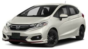 2019 Honda Fit Sport Sport-AEB CVT
