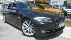 2010 BMW 535i F10 Grey 8 Speed Automatic Sedan Homebush Strathfield Area Preview
